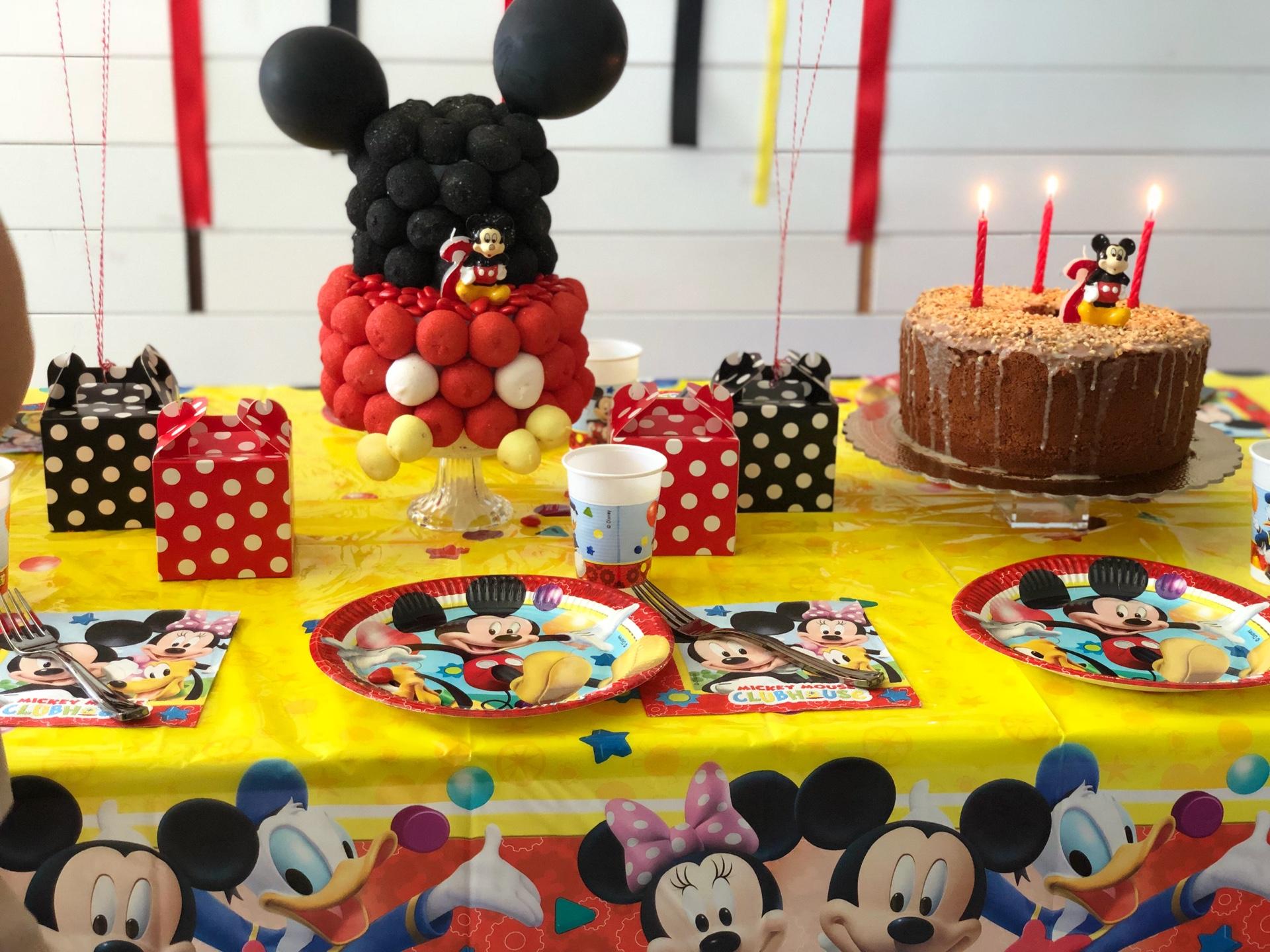 Tavolo Compleanno Topolino : Torta topolino ricette dalla casa di topolino disney