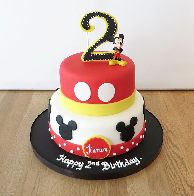 Torta Topolino 10 Ricette Dalla Casa Di Topolino Disney