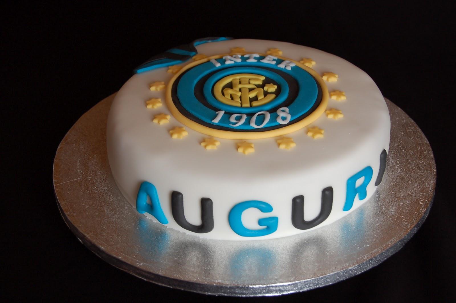 Torta stemma Inter