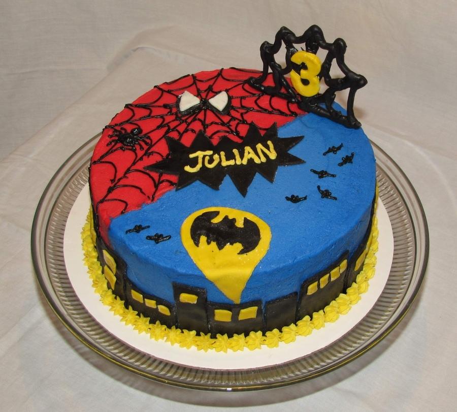 Molto Torta Spiderman ricetta fai da te + 10 ricette per la tua torta Marvel VR58