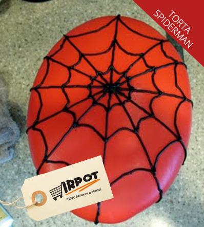 Torta spiderman ricetta fai da te 10 ricette per la tua for Decorazione torte spiderman