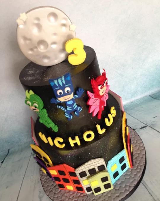 Ricette per torte 3d