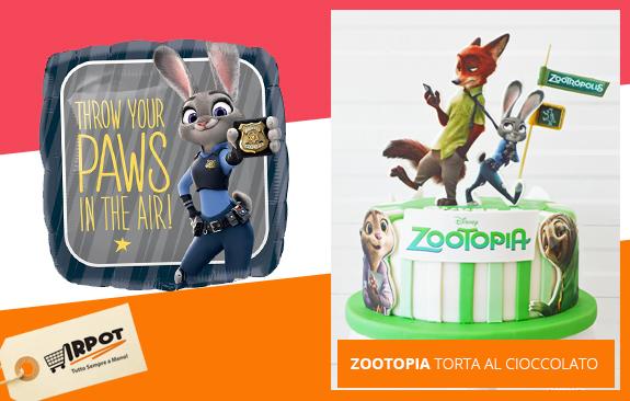 zootopia la torta ufficiale di zootropolis